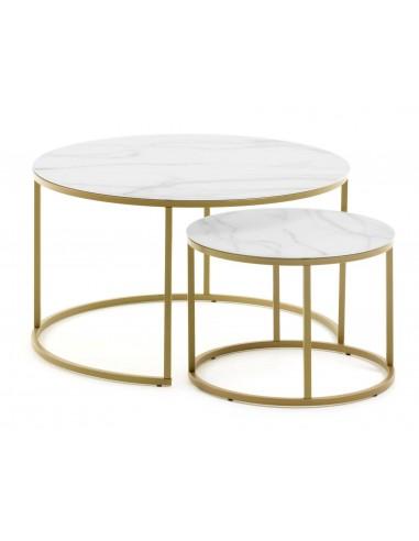 Kafijas galdiņi LEONOR (2 gab.)...